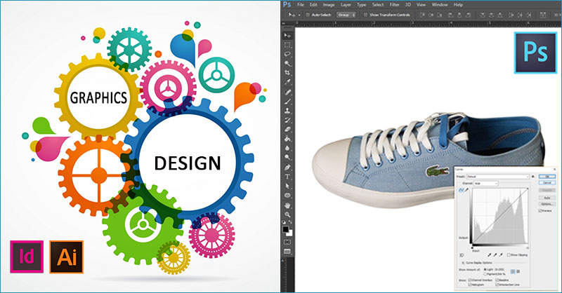 Difference In Graphic Design And Photo Editing Service